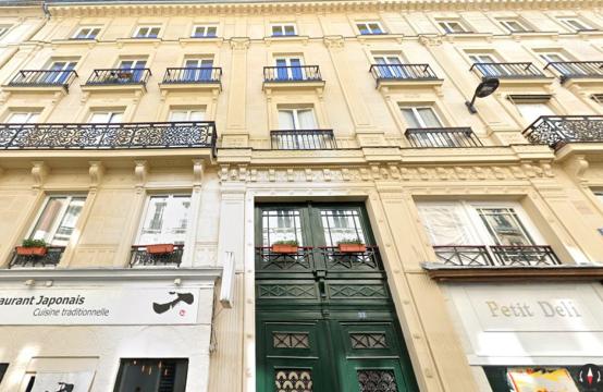 Bureaux à Louer Paris 9 non divisibles