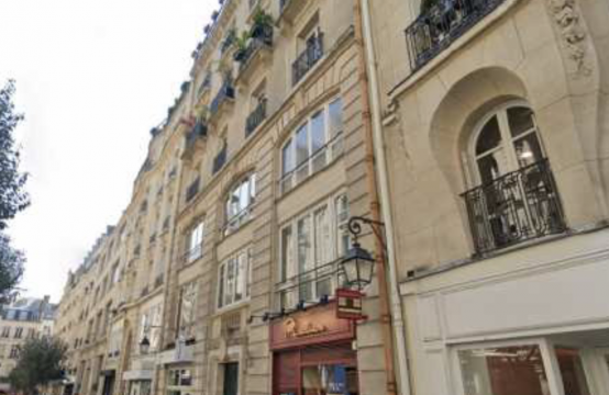 Bureaux à Louer Paris 2 non divisibles