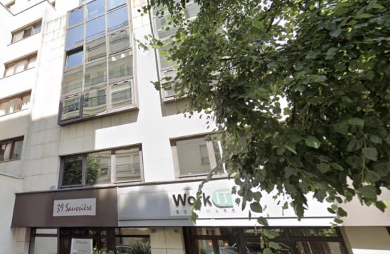 Bureaux à Louer Boulogne-Billancourt divisibles à partir de 178 m²