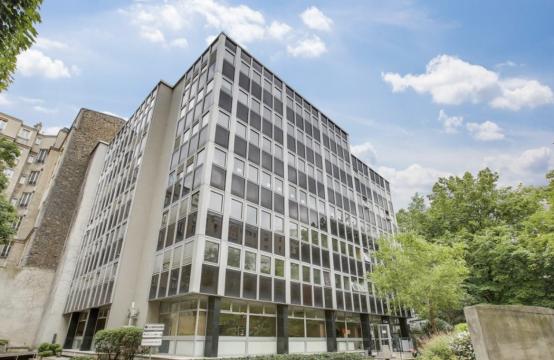 Bureaux à Louer Paris 19 divisibles à partir de 410 m²
