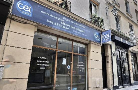 Bureaux à Louer Paris 6 non divisibles