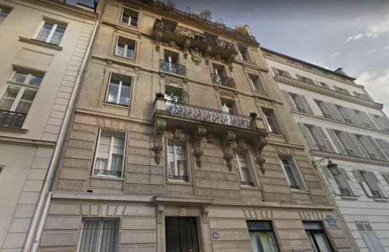 Bureaux à Louer Paris 7 non divisibles