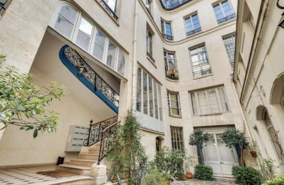 Bureaux à Louer Paris 4 non divisibles