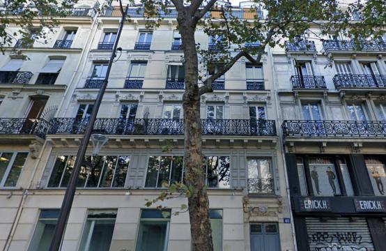 Bureaux à Louer Paris 3 non divisibles