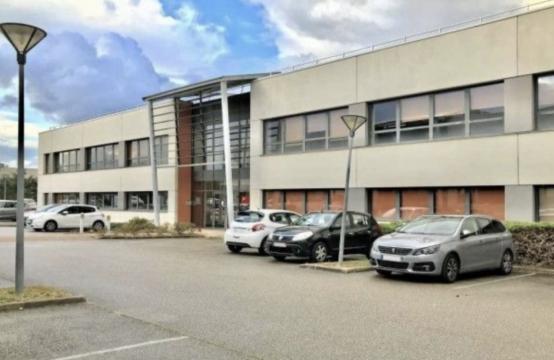 L'ENVOL – Bureaux à Louer Saint-Priest divisibles à partir de 189 m²