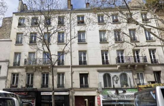 Bureaux à Vendre Paris 10 non divisibles