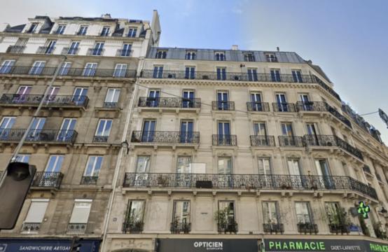 Bureaux à Louer Paris 9 divisibles à partir de 80 m²